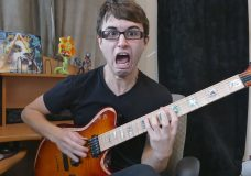 Как играть на гитаре БЫСТРО (STEVIE T RUS)