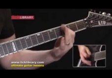 Как играть на гитаре Constant Motion - Dream Theater
