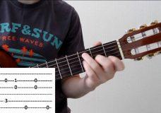 Как играть на гитаре The Beatles — Eleanor Rigby, простые разборы песен на гитаре