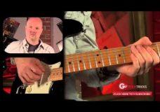 Как играть на гитаре в стиле David Gilmour
