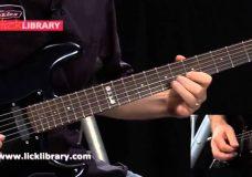 Как играть соло в песне Mr.Crowley — Randy Rhoads