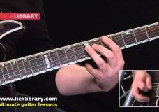 Как играть соло в стиле Kerry King (Slayer)