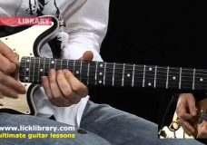 Как играть в стиле Brian May