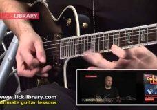 Как играть в стиле John Petrucci...