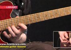 Как играть в стиле Van Halen