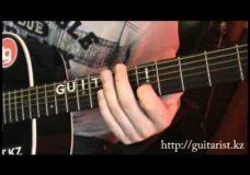 Как настроить гитару (Уроки игры на гитаре Guitarist.kz)