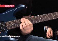 Как сыграть соло в стиле Steve Vai