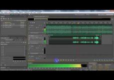 Как записать песню в домашних условиях Adobe Audition CS 5.5