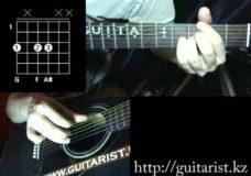 Lumen — Гореть (Уроки игры на гитаре Guitarist.kz)