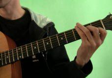 Любэ — Березы (Аккорды, урок на гитаре)