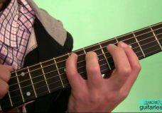 Любэ — Давай наяривай (Аккорды, урок на гитаре)