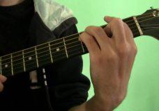 Любэ — Комбат (Аккорды, урок на гитаре)