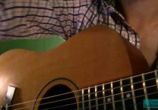 Любэ — Луна (Аккорды, урок на гитаре)