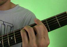Любэ — Прорвемся (Аккорды, урок на гитаре)