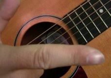 Любэ — За тебя (Аккорды, урок на гитаре)
