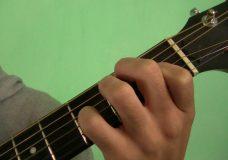 Машина времени — Поворот (Аккорды, урок на гитаре)
