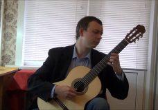Мастер Юрий Вергелес — Обзор классической гитары.
