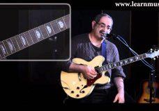 Михаил Суджян. Упражнения для гитары — как играть минорный блюз на гитаре