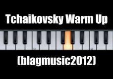 Минорная распевка от Чайковского