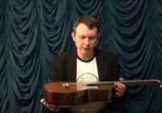 Minyard Martinez 120c Обзор гитары. Guitar review