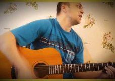 Муравейник Цой (кавер на гитаре)