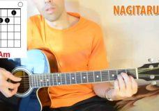 Начинающим — 7 простых аккордов на гитаре (тональность Am)