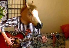 Нам нужна одна победа (Здесь птицы не поют)Переложение для гитары