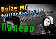 Noize MC — Палево (рок под гитару)