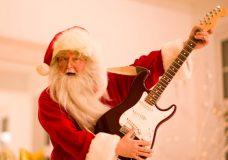 Новогодняя песня под гитару (С Новым годом, страна)