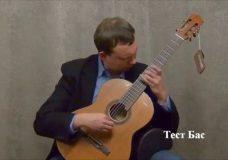 Обзор дешёвой гитары для начинающих Minyard Martinez 40C guitar review