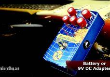 Обзор гитарной педали Keeley Magnetic Echo