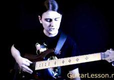 Pantera — 5 minutes alone (Аккорды, видео урок)