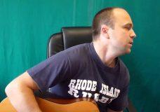 Перемен на гитаре (cover) Гр. Кино