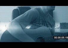 Песня ВАРВАРА (кавер) на гитаре