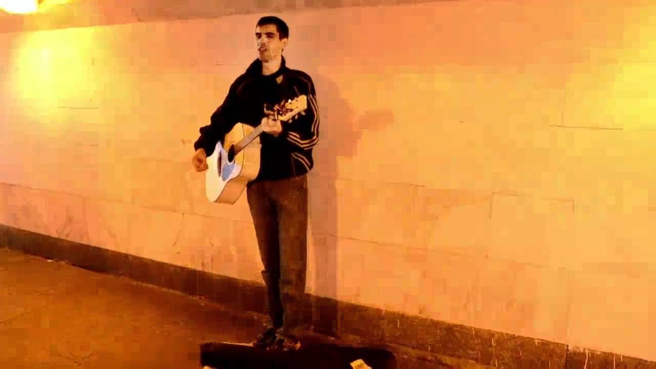 Песня под гитару 'Костер'