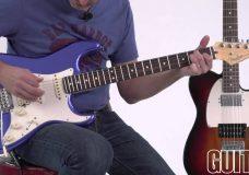 Послушай и сравни Fender Stratocaster HSS vs Telecaster HH