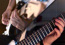 Простая,но красивая мелодия (Рок-н-ролл) (Видеоурок)