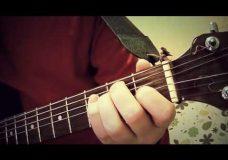 Простая песня на гитаре 'Всё пройдет' (видеоурок) ялюблюгитару