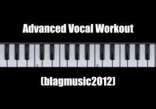Распевка для вокалистов