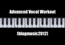 Распевка для вокалистов развиваем гибкость голоса