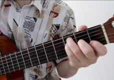 Разбор очень задорной песни на гитаре La Bamba, уроки гитары, видео разборы песен на гитаре