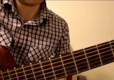 Разбор песни Red Hot Chili Peppers-Californication на гитаре (как играть, видео-урок)