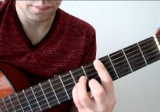 Разбор песни на гитаре Машина времени — Мой друг лучше всех играет блюз