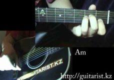 Red Hot Chili Peppers — Californication (Уроки игры на гитаре Guitarist.kz)