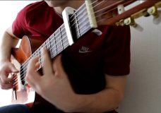 Roxette - Listen to your heart, красивая мелодия на гитаре, кавер песни на гитаре
