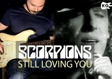 Scorpions — Still Loving You — Electric Guitar Cover by Kfir Ochaion