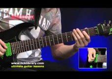 Секреты 7-струнной гитары от Sam Bell