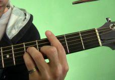 Сектор Газа — Демобилизация (Аккорды, урок на гитаре)