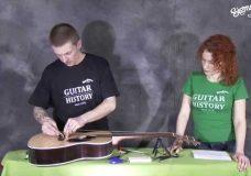 Sigma Guitars. Настройка и доводка акустической гитары.