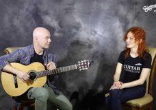 Sigma Guitars. Встреча с Юрием Матвеевым.